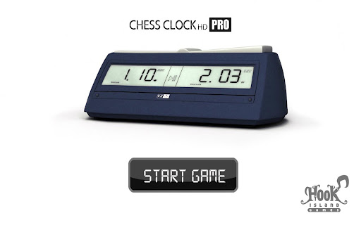 Chess Clock HD Pro