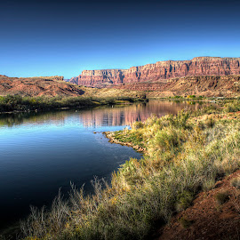 Photo 3 by Jesse Ellis - Landscapes Deserts ( desert, hdr, arizona, jesseellisphotography.com, landscape, river )