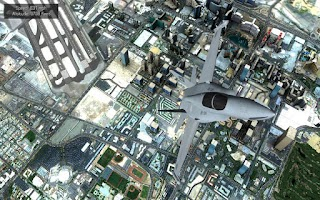 Screenshot of Flight Unlimited HD Sim (Free)