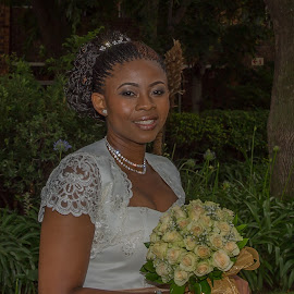 Class & Sophistication Combined by Nicholas Sykes - Wedding Bride (  )