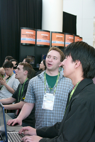 GDC 2005 Photos