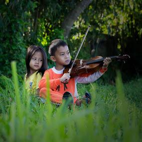 Harmony by Teguh Gogo - Babies & Children Children Candids