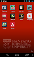 Screenshot of NTU Mobile