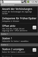 Screenshot of Abfahrtsmonitor