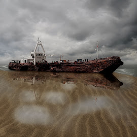 by Michael Dalmedo - Transportation Boats