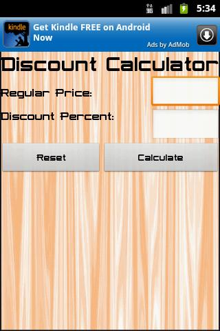 【免費財經App】Discount Calculator-APP點子