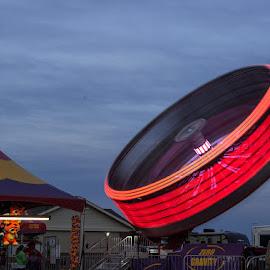 Lake County Fair by Michelle Cox - City,  Street & Park  Amusement Parks (  )