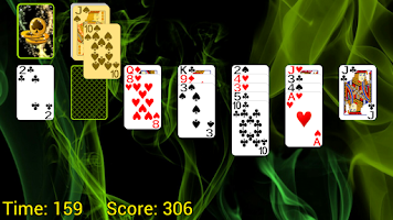 Screenshot of Golf (Turbo) Solitaire