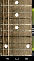 Screenshot of Virtual Electric Guitar