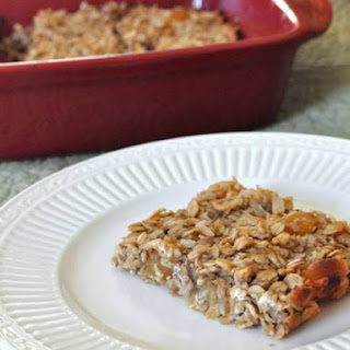 Banana Oatmeal Bars No Flour Recipes