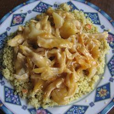 Golden Chicken Casserole