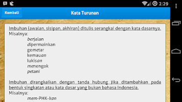 Screenshot of EYD dan Tata Bahasa Indonesia