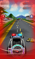 Screenshot of Crazy Moto 3D