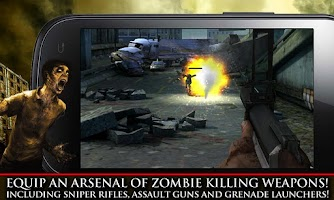 Screenshot of CONTRACT KILLER: ZOMBIES