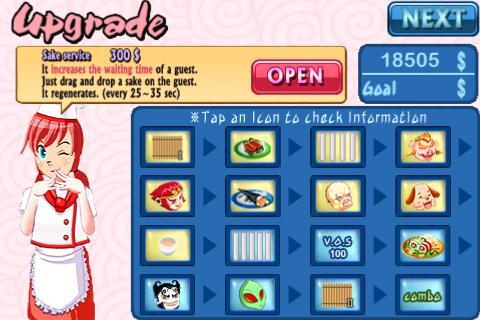 Sushi Dash - screenshot
