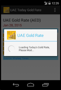 Uae Gold Price Aed Today Apk For Bluestacks Download