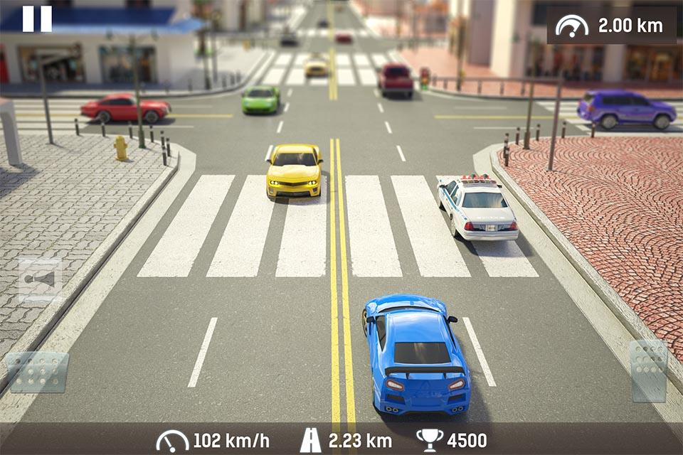Traffic: Illegal Road Racing 5 Screenshot 3