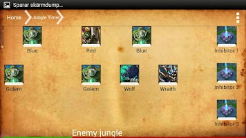 Screenshot of LeagueDroid League of Legends