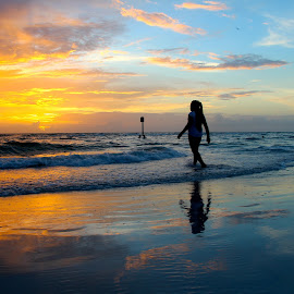 by Jennifer Mackey - Landscapes Beaches