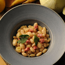Braised White Beans