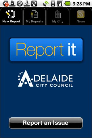 Adelaide Report it