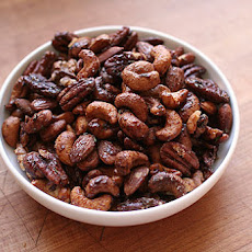 Chipotle and Rosemary Roasted Nuts (from How Easy is That? by Ina Garten)