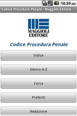 Codice Procedura Penale