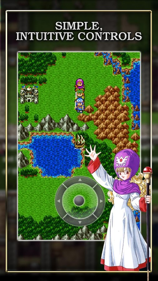 DRAGON QUEST II Screenshot 3