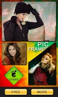 Screenshot of Pic Frame Effect