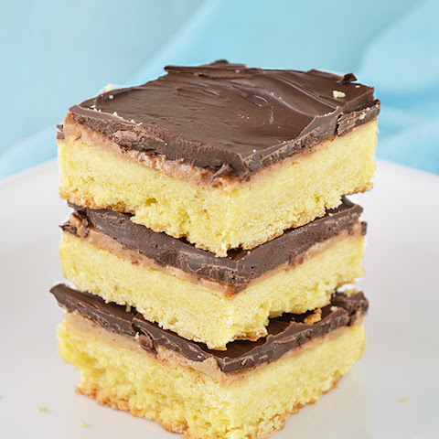 butter bars chocolate peanut butter shortbread bars recipe yummly ...