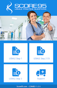 USMLE Qbanks - Combo 1-2-3 - screenshot