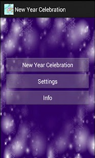 New Year Celebration - screenshot