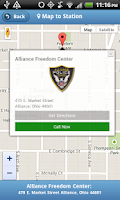 Screenshot of Alliance Police