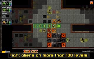 Screenshot of Templar Assault RPG