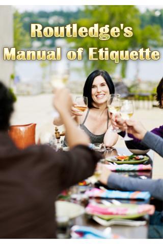 Routledge: Manual of Etiquette