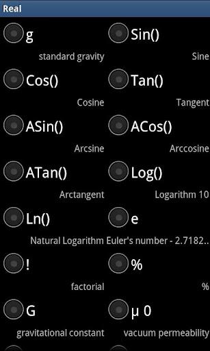 RealMath Calculator