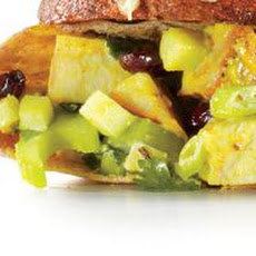 Curry Salad Sandwich