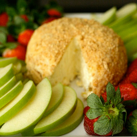 Lemon Cheesecake Cheese Ball