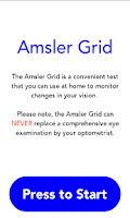 Screenshot of Amsler Grid