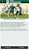Screenshot of Konyaspor
