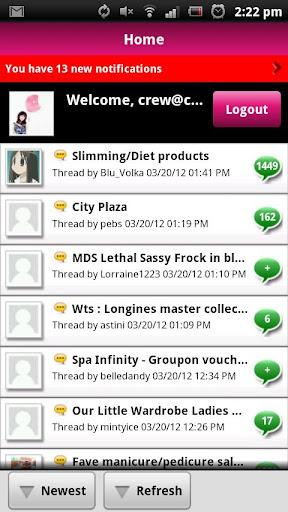 CozyCot.com Forums