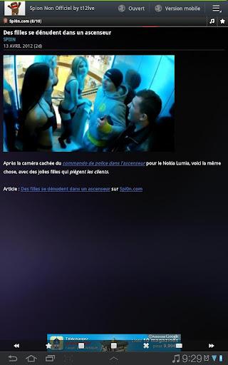玩媒體與影片App|Spi0n.com Pour Android免費|APP試玩