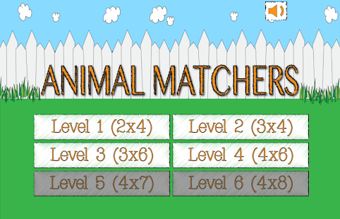 Animal Matchers - screenshot