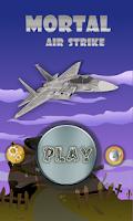 Screenshot of Mortal Air Strike 2014