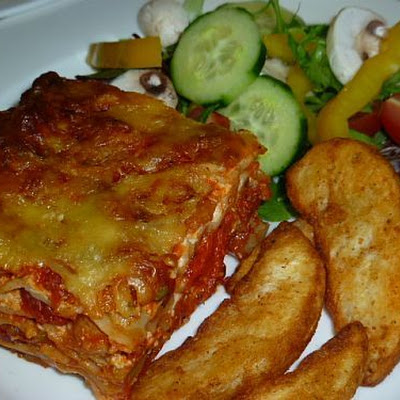 Best Vegetarian Lasagne