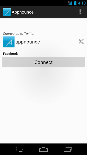 Appnounce