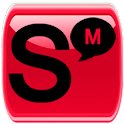 Red Socialize 4 FB Messenger icon