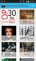 Screenshot of Documentales Gratis Online