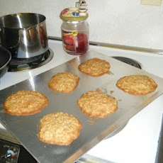 Muffin - Top Apple Oatmeal Cookies