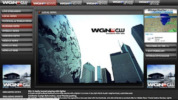 Screenshot of WGNTV GTV